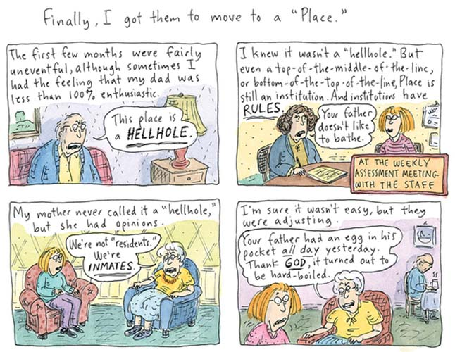 Roz Chast A Place